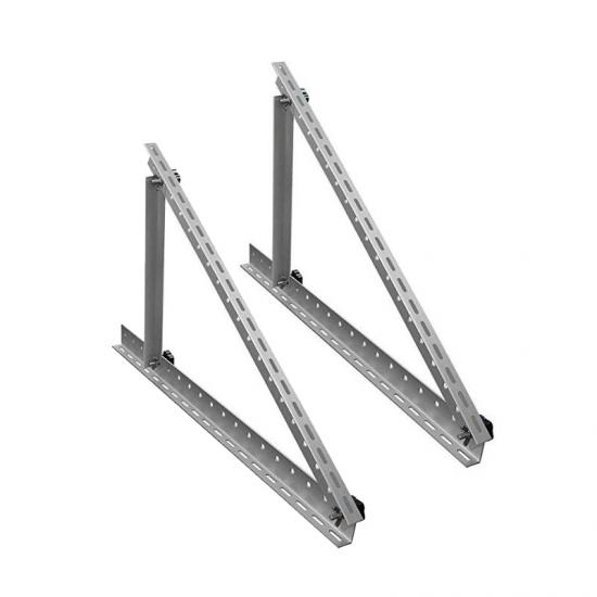 Aluminum Solar Panel Mounting Rack Bracket